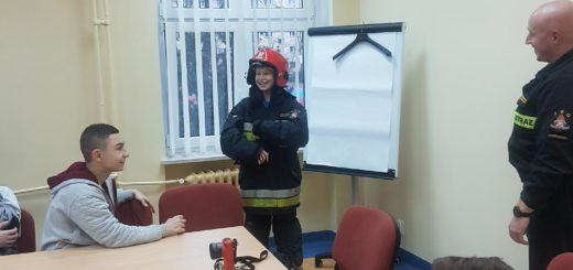 Warszaty Strażacy