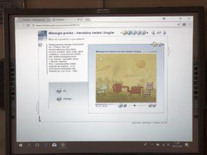 Lekcja interaktywna polski 5