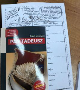 Pan Tadeusz lektura 7