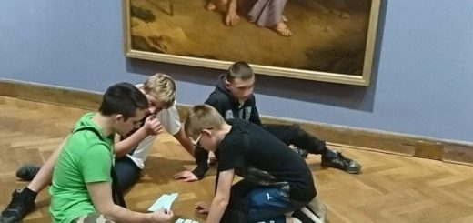 Lekcja muzeum