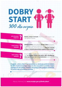 Dobry Start plakat page 001