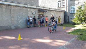 Konkurs rowerowy 2