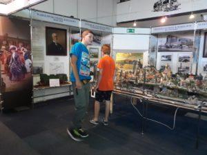 Stacja Muzeum zwiedzanie Muzeum Kolejnictwa 1