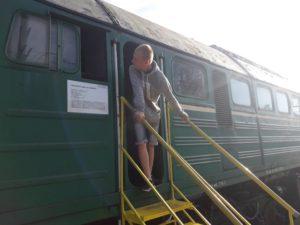 Stacja Muzeum zwiedzanie Muzeum Kolejnictwa 10