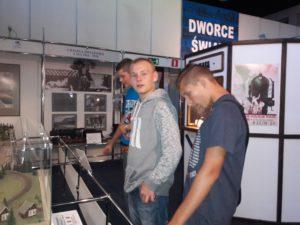 Stacja Muzeum zwiedzanie Muzeum Kolejnictwa 12