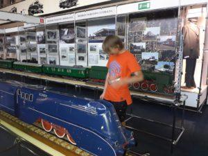 Stacja Muzeum zwiedzanie Muzeum Kolejnictwa 3
