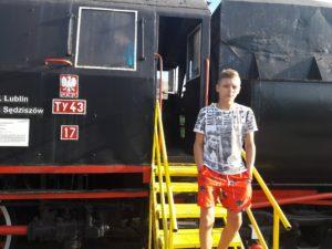 Stacja Muzeum zwiedzanie Muzeum Kolejnictwa 9