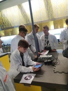 Laboratorium Robotyczne 2