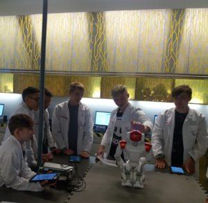 Laboratorium Robotyczne 3