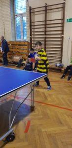 IXX Mikołajkowy Turniej tenisa stołoowego 3