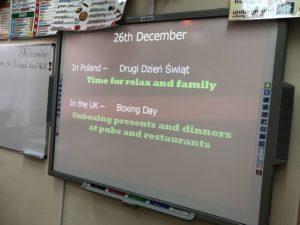 Otwarta lekcja angielksiego 3