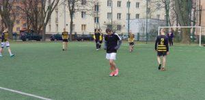 XI turniej piłkio nożnej 18 19 6