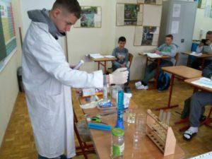 1 lekcja otwarta z chemii