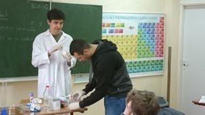 3 lekcja otwarta z chemii