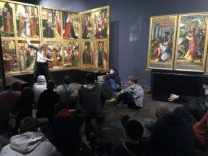 Angielski muzeum 1