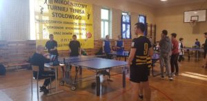 Mikołajkowy ping pong 3