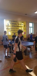 Mikołajkowy ping pong 4