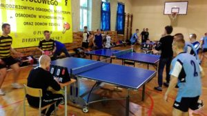 Mikołajkowy ping pong 6