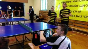 Mikołajkowy ping pong 7
