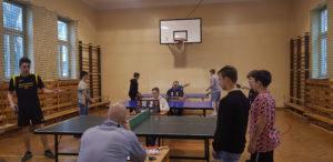 XII mikołajkowy turniej ośrodkowy 2