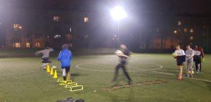 trening piłkarski na Osowskiej 1