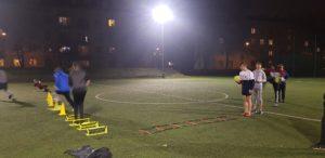trening piłkarski na Osowskiej 2