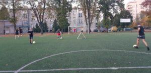 trening piłkarski na Osowskiej 7