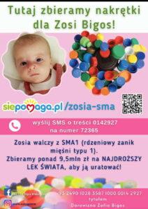 plakat nakretki Zosia Bigos 1